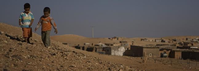Niños del sahara