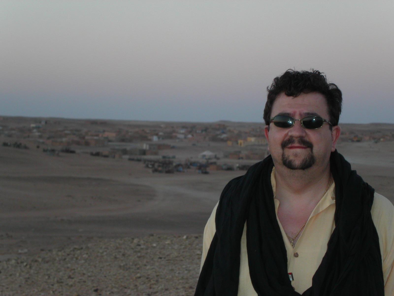 Photo of لقاء مع السيد انريكي غوميث (كيكى) احد مؤسسي جمعية التضامن مع الشعب الصحراوي في اراغون (ام ادريكة)