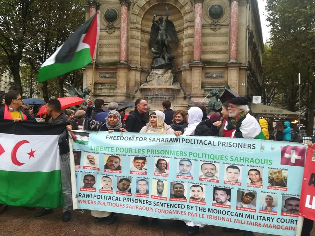 Photo of وزارة شؤون الأرض المحتلة والجاليات تشيد بحملة التضامن الدولية الواسعة مع الأسرى المدنيين الصحراويين