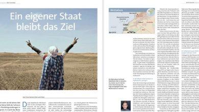 Photo of مجلة فليت بليكي الألمانية تسلط الضوء على نزاع الصحراء الغربية ومعاناة اللاجئين الصحراويين