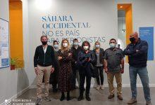 Photo of افتتاح معرض للصور الفوتوغرافية حول الاعلاميين الصحراويين في المناطق المحتلة بسرقسطة.