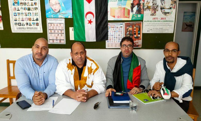 Photo of جمعية الجالية الصحراوية في لاس بالماس تعقد جمعها وتجدد مكتبها التنفيذي.