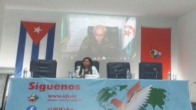 Photo of الرئيس ابراهيم غالي يؤكد : مصممون على إقامة حقبة جديدة من المقاومة المقدسة