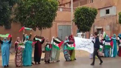 Photo of المناطق المحتلة: تواصل المظاهرات المرحبة بقرار العودة للكفاح المسلح رغم القمع والمداهمات