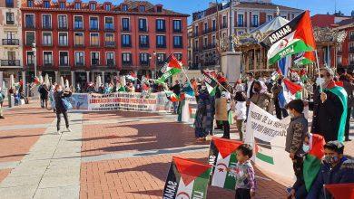 Photo of مدن إسبانية عدة تشهد تظاهرات ومسيرات تضامنية حاشدة مع كفاح الشعب الصحراوي