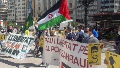 Photo of جمعية الجاليات الصحراوية (زمور ) تنظم وقفة تضامنية مع اشكال النضال في المناطق المحتلة.