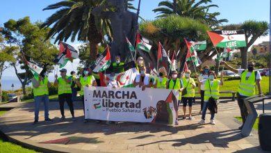 Photo of تواصل مسيرة الحرية ببلديات ومقاطعات جزيرة تنريفي