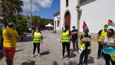 Photo of تواصل المسيرة التضامنية مسيرة من أجل حرية الشعب الصحراوي ببلديات ومقاطعات جزيرة تنريفي لأسبوعها الثالث على التوالي. صور