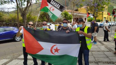 Photo of تواصل مسيرة الحرية ببلديات ومقاطعات جزيرة تنريفي + صور