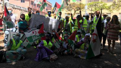 Photo of للأسبوع الرابع على التوالي تواصل مسيرة الحرية ببلديات ومقاطعات جزيرة تنريفي الكنارية + صور