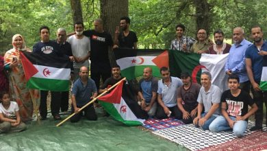 Photo of جمعية الصحراويين بمدينة تولوز تخلد الذكرى الحادية والخمسون لإنتفاضة الزملة التارخية